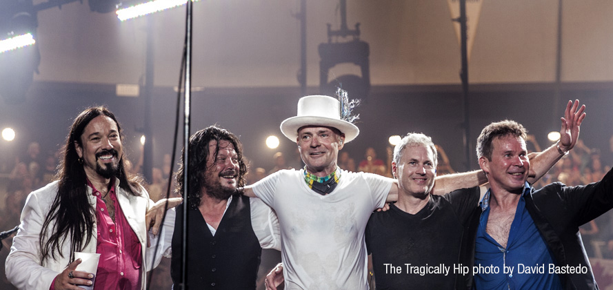 Gord Downie Fund for Brain Cancer Research